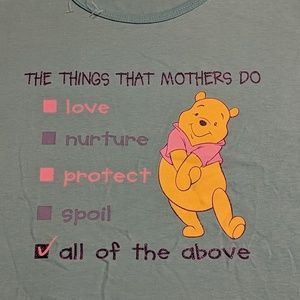 Maternity Winnie the Pooh t-shirt